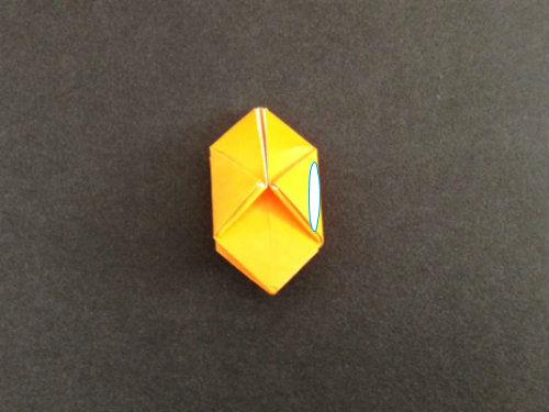 ハート 折り紙 : 紙風船 作り方 折り紙 : cbox.jp