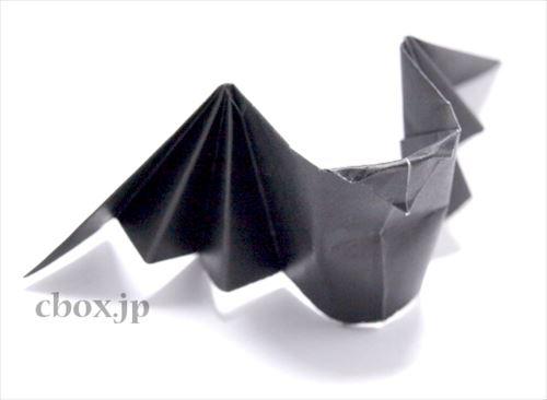 すべての折り紙 折り紙 大人 折り方 : ハロウィンの折り紙】魔女の ...