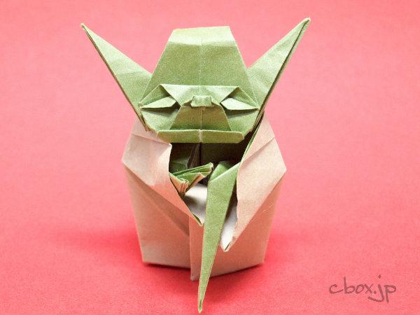 すべての折り紙 折り紙でキャラクター : 正方形の折り紙から五角形を ...