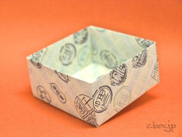 ハート 折り紙:節分 豆入れ 折り紙-cbox.jp