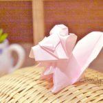 【動物の折り紙】チンチラ by Jo Nakashima
