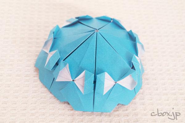 クリスマス 折り紙 折り紙 傘 : cbox.jp