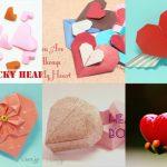 【折り紙】バレンタインに大活躍!ハートの折り方まとめ